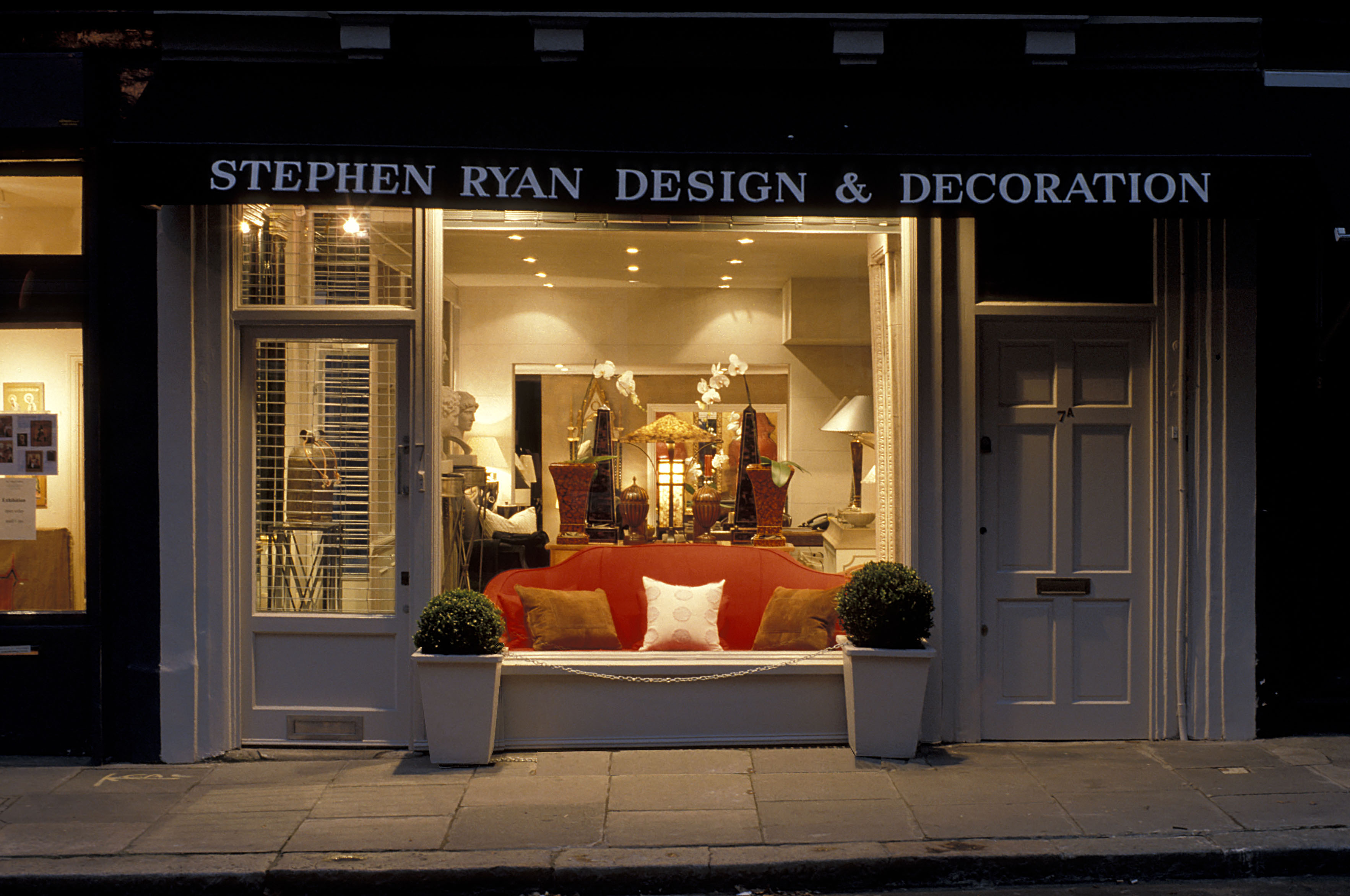 notting hill interior designer