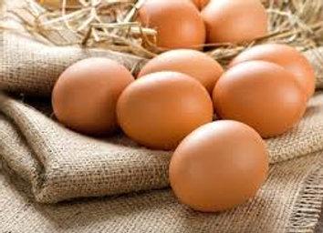 Huevos de rancho Pieza