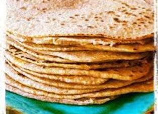 Tortillas de trigo Docena