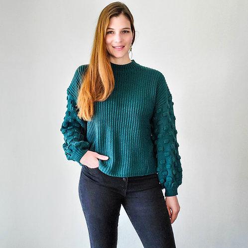 Remie Balloon Sleeve Sweater