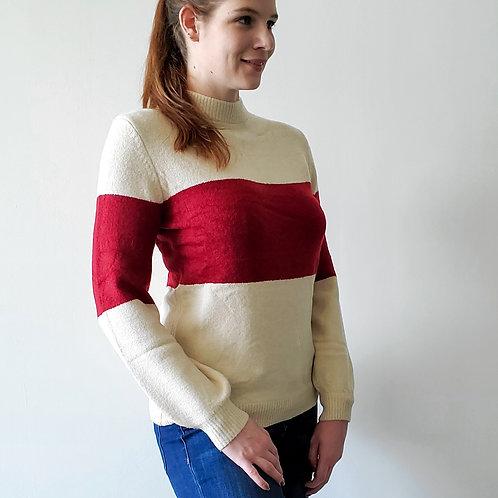 Courtney Striped Sweater