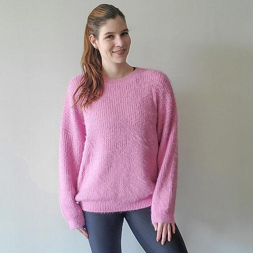 Pretty-In-Pink Sweater