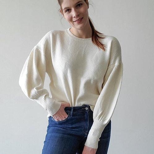 Sarah Balloon Sleeve Sweater
