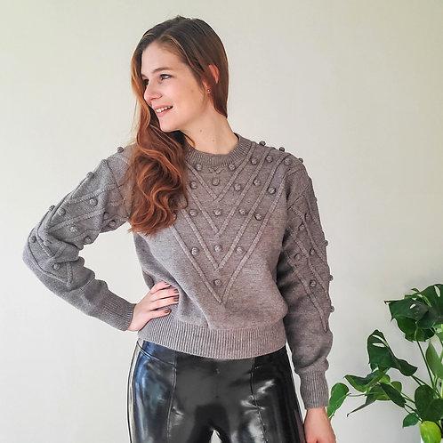 Ronja Popcorn Sweater