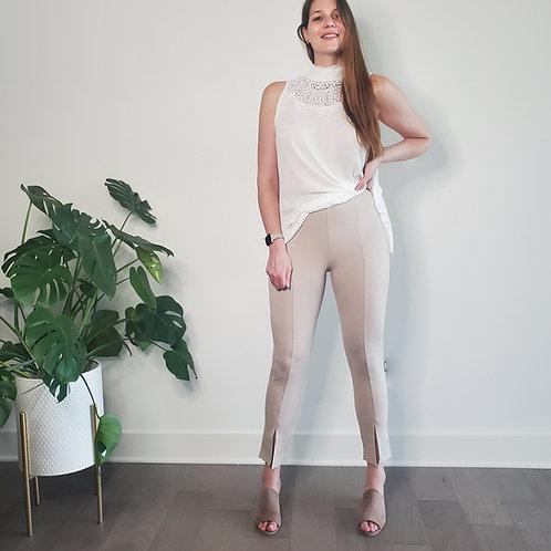 Slit Pants