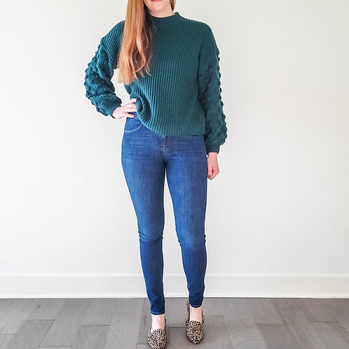 Alissa Super-Skinny Jean