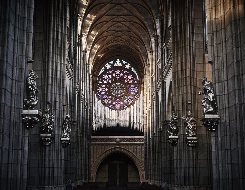 St. Vitus Cathedral Organ