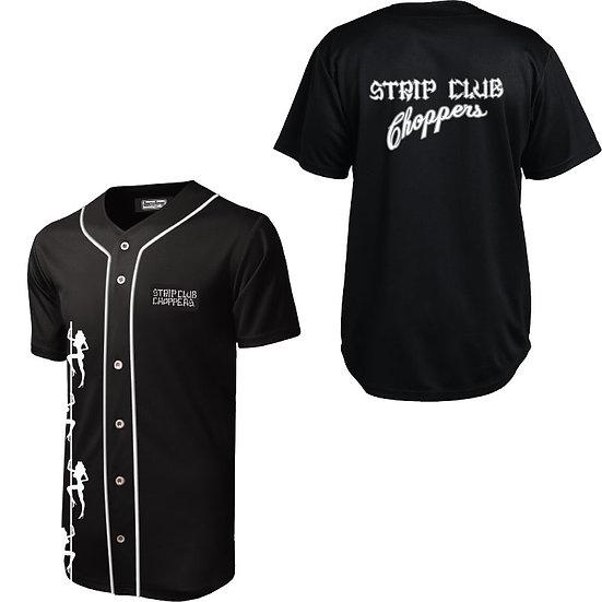 Men's SCC Embroidered Baseball Jersey