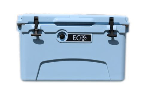 Ice Anchor Rack + Light Blue Eco Cooler Package