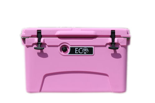 Ice Anchor Rack + Flamingo Pink Eco Cooler Package