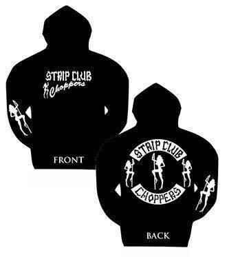 SCC Classic Logo Pullover Hoodie NO ZIPPER