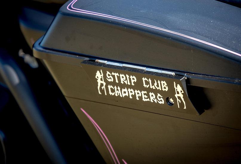 SCC Strip Club Choppers Bag Latches