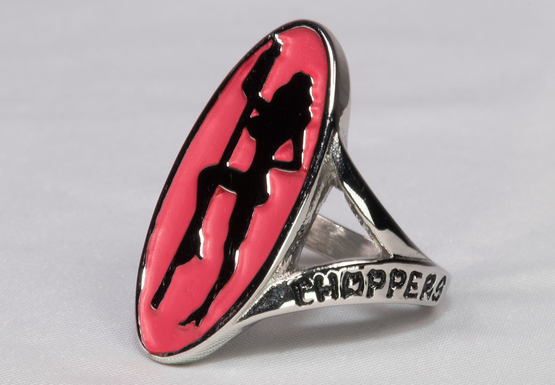 Pink SCC Ring