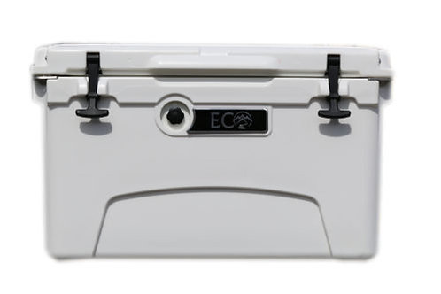 Ice Anchor Rack + Glacier White Eco Cooler Package