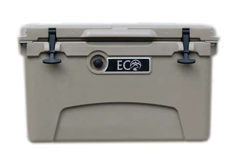 Ice Anchor Rack + Desert Sand Eco Cooler Package