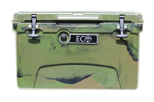 Ice Anchor Rack + Green Camo Eco Cooler Package