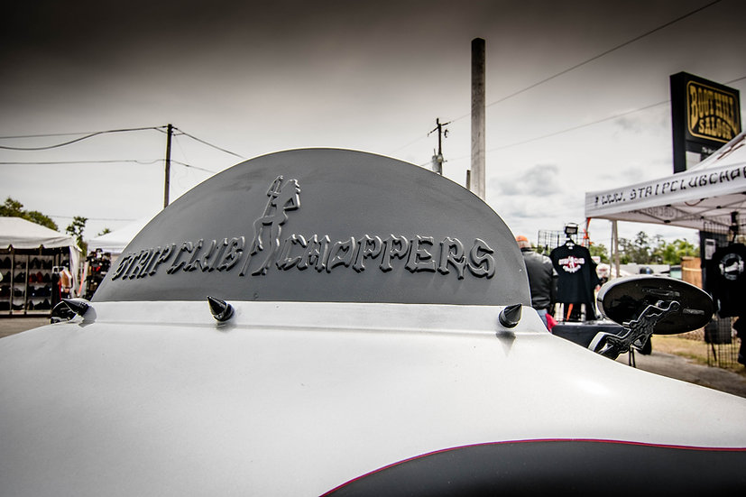 SCC Strip Club Choppers Windshield