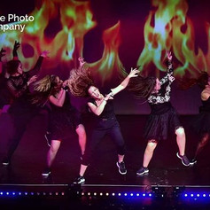 Yes girls!!! #fierce #hauntedsection #pa