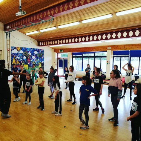 Xdance Easter School