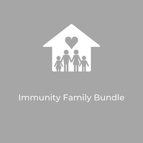 Immunity Family Bundle