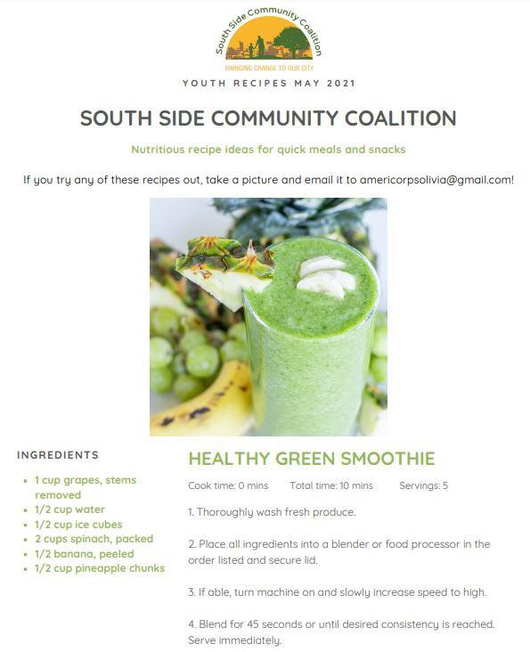 Health Green Smoothie Recipe.JPG