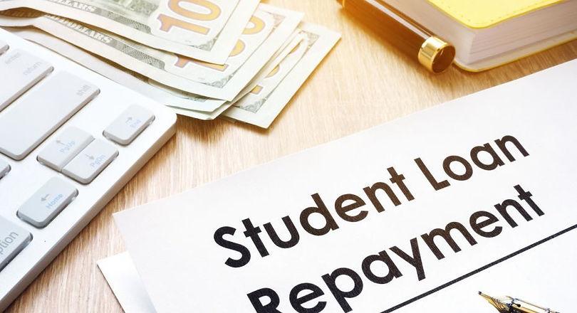 Student Loan Repayment Image