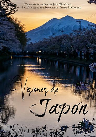 Visiones de Japón - Jesús Díez García