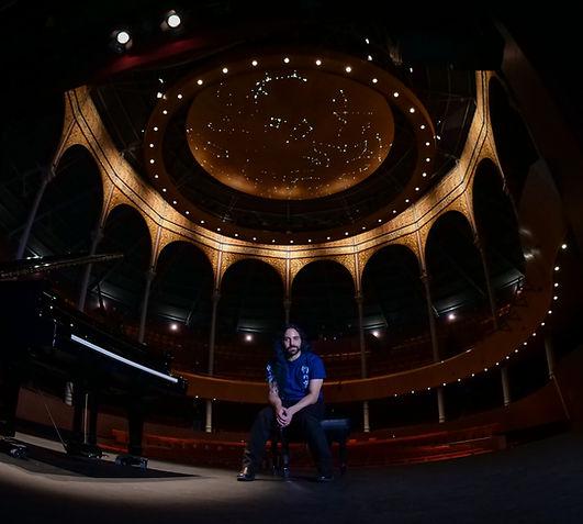 Jesús Díez - Mono no Aware - Teatro Circ