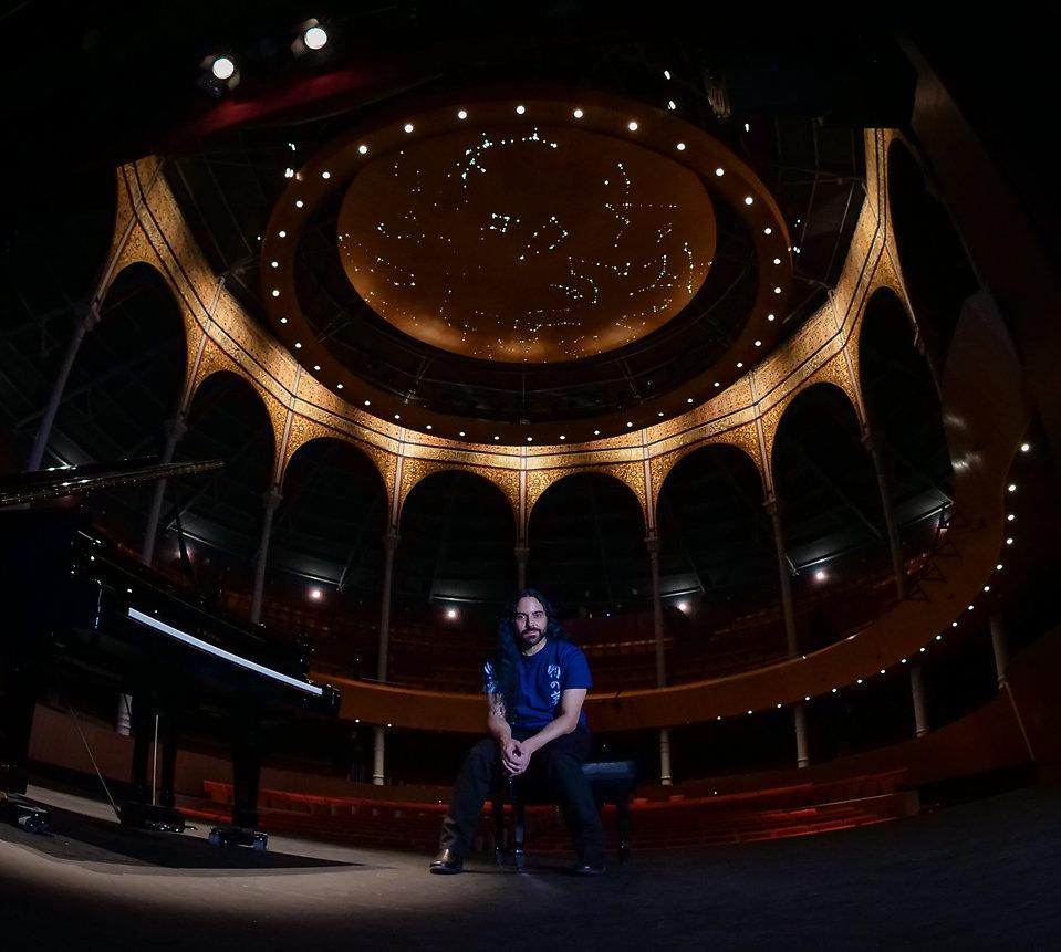 Jesús Díez, Teatro Circo, Albacete