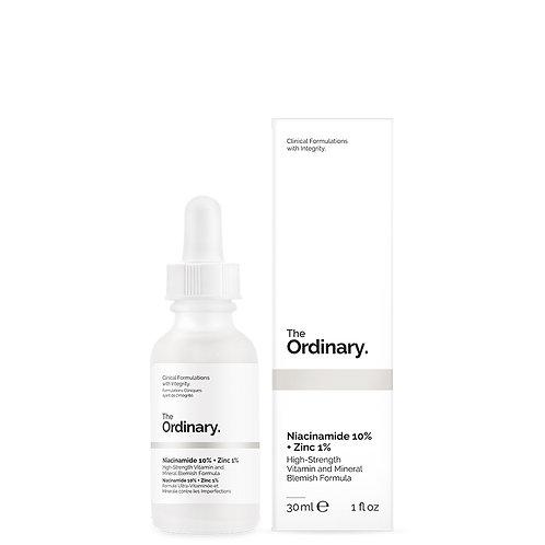 THE ORDINARY 10%煙氨酸去印收毛孔精華 30ml