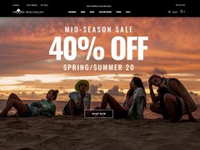 【Moose Knuckles】2020春夏款式 40% off