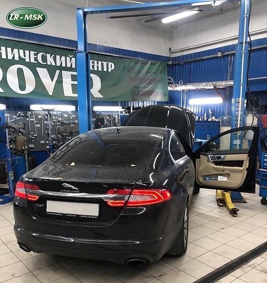 Ремонт Jaguar/Land Rover