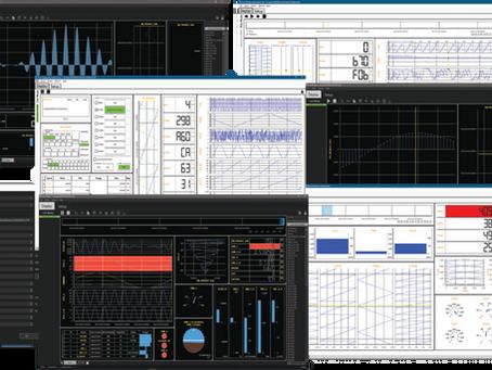 Acroamatics' Display and Analysis Tool