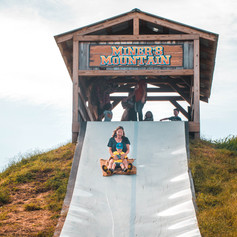 MINER'S MOUNTAIN SLIDE