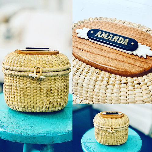 The Brandt Point Bespoke Basket