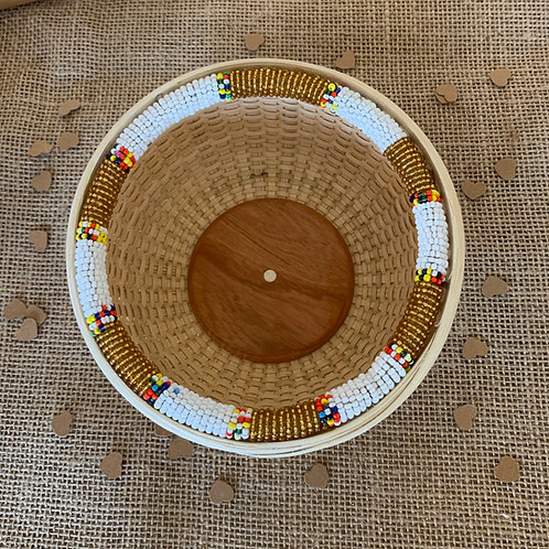 The Maasai Bangle Basket