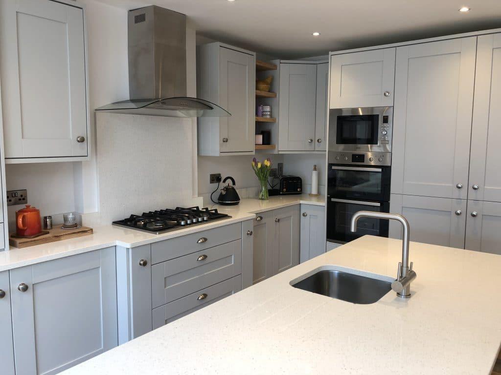 Elm Mount kitchen