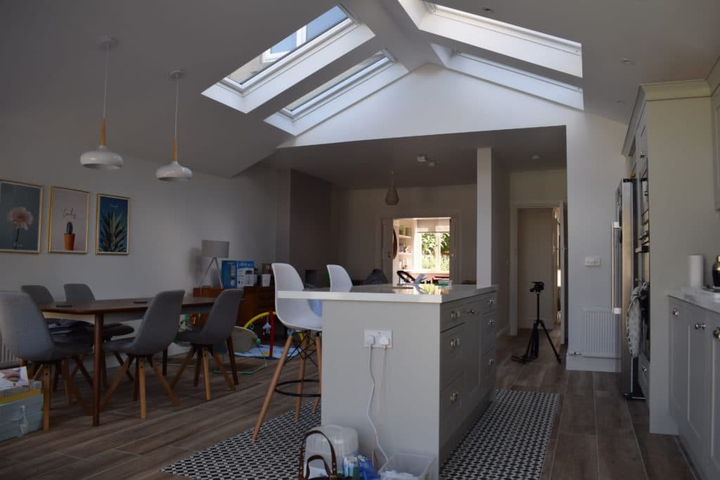 Furry Park kitchen and dining area 2