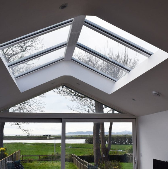 Raheny roof light windows