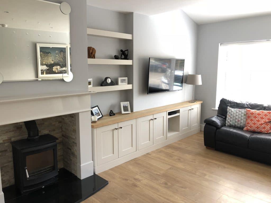 Elm Mount fireplace 3