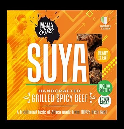 Suya Spiced Beef