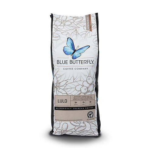 Lulo Roasted Coffee Beans - 1KG