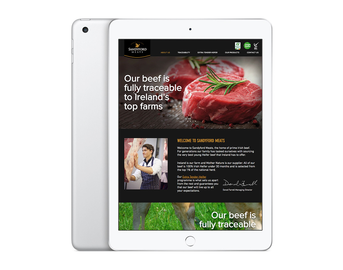 Sandyford iPad
