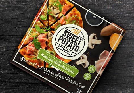 Sweet Potato Pizza Co
