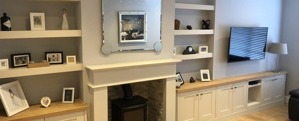 Elm Mount fireplace 2