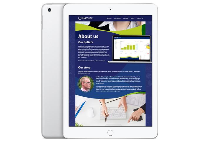 LincCube iPad