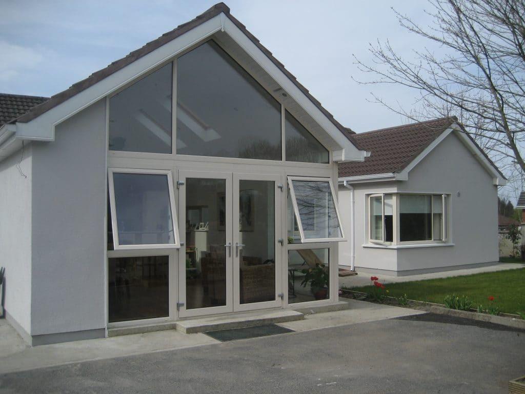 Athlone external view