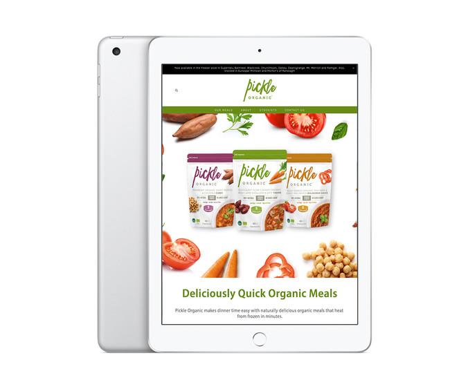 Pickle iPad