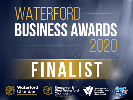 Waterford Business Awards 2020 Finalist