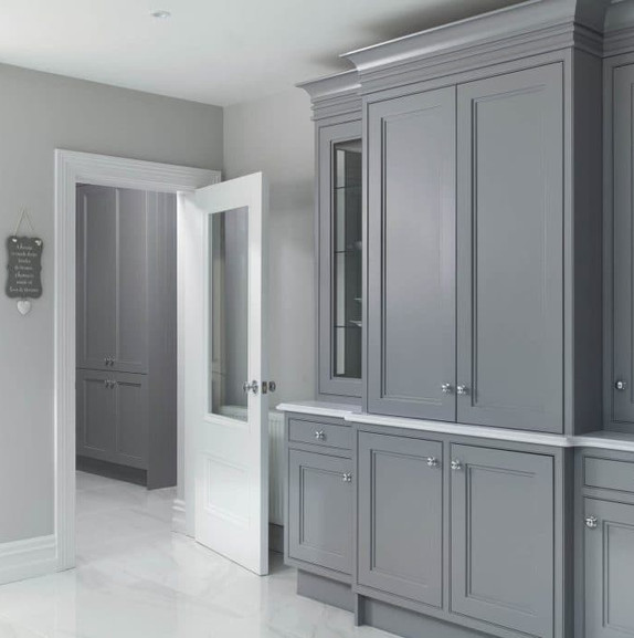 Brighton Place cabinets